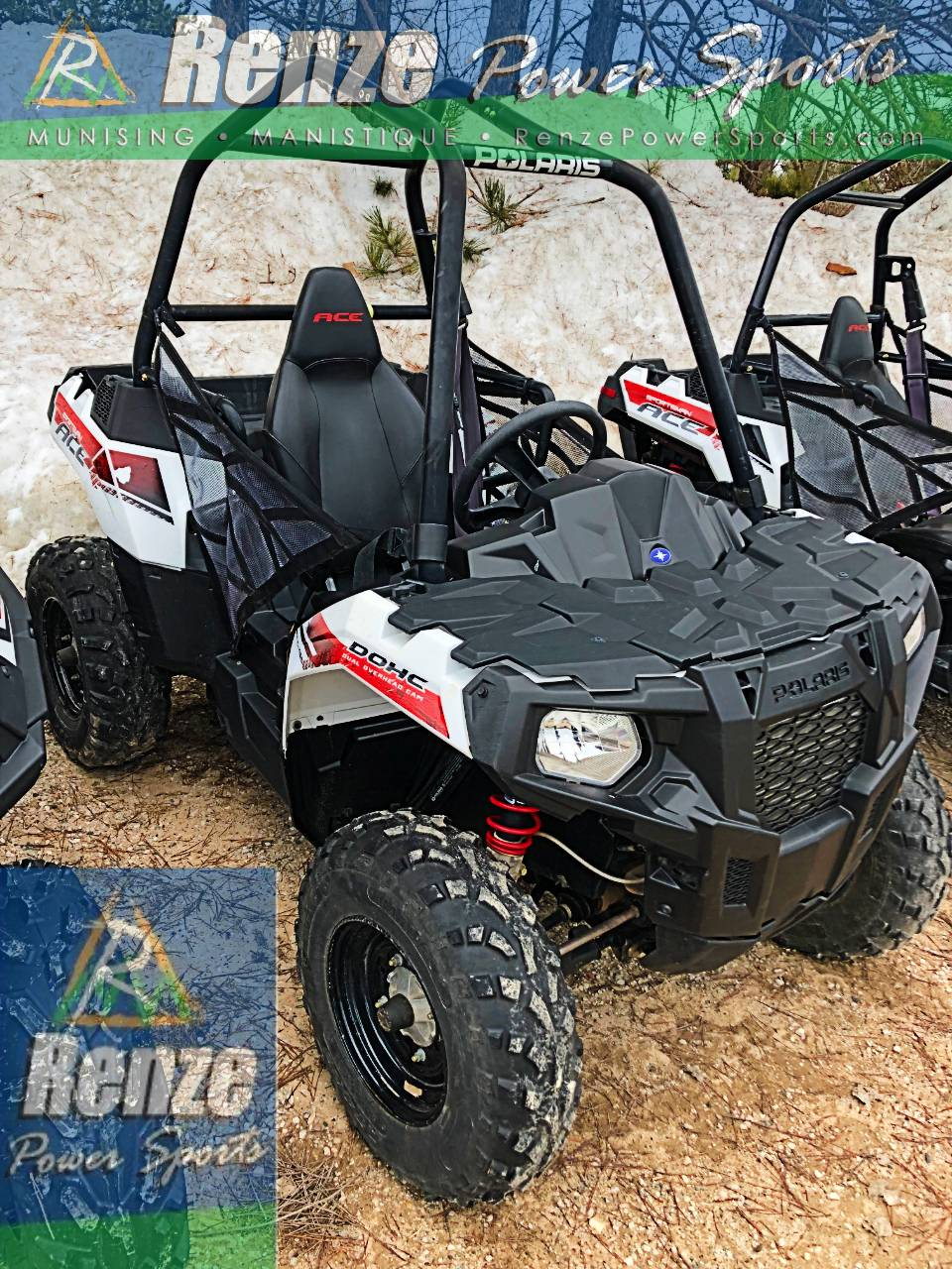 2015 Polaris ACE for sale 107025