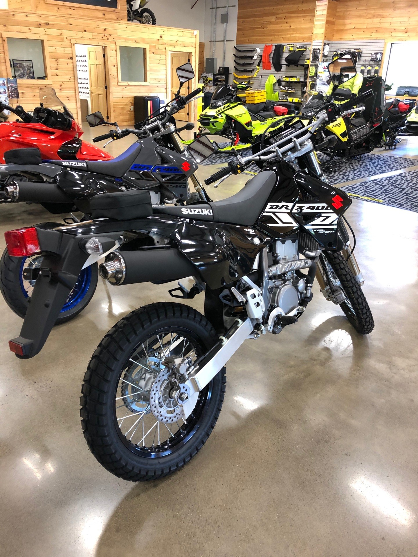 2020 Suzuki DR-Z400S in Montrose, Pennsylvania - Photo 3