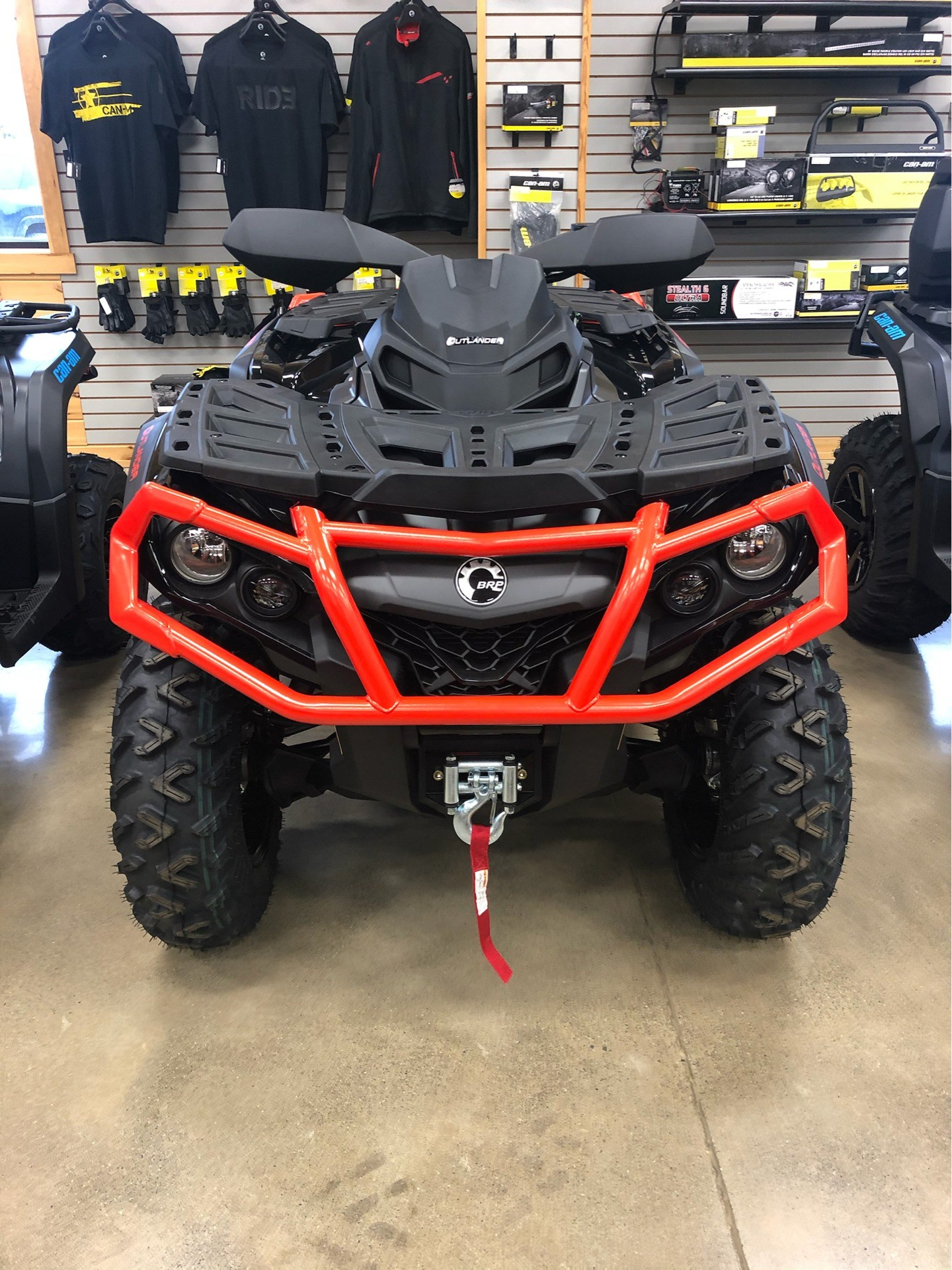 2020 Can-Am Outlander XT 850 in Montrose, Pennsylvania - Photo 1