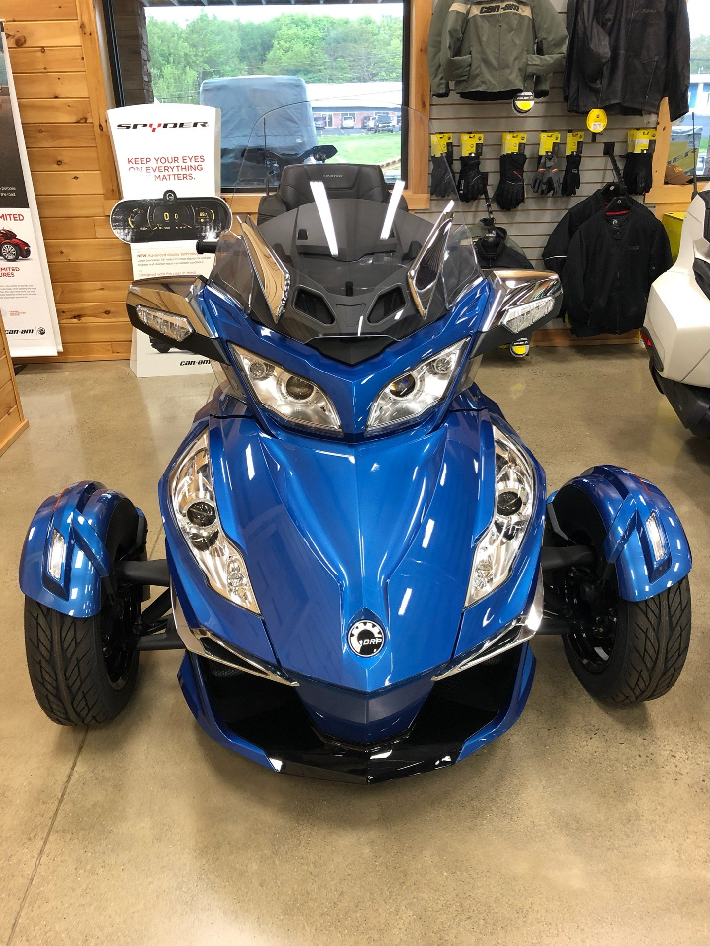 2019 Can-Am Spyder RT Limited in Montrose, Pennsylvania - Photo 1