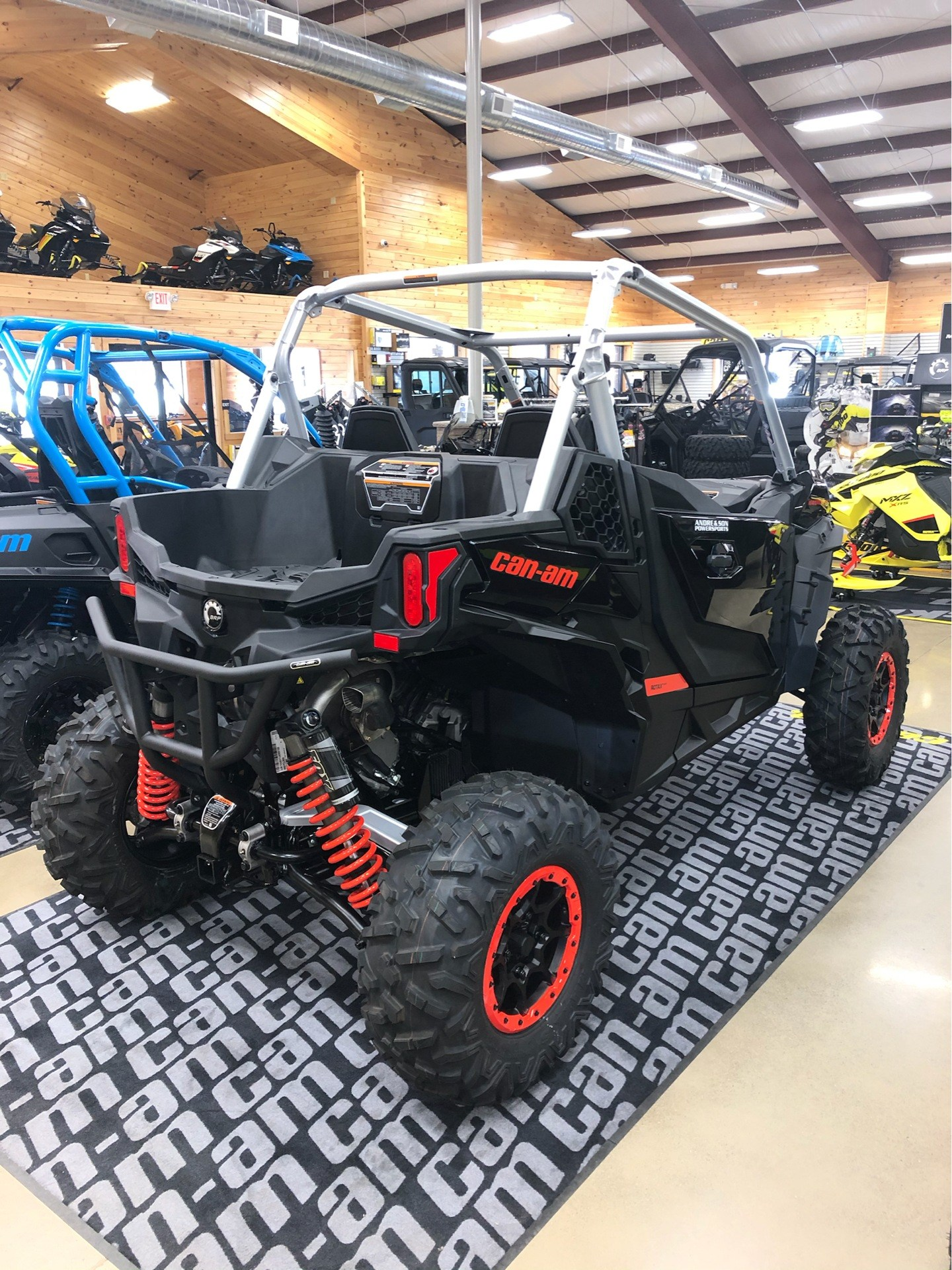 2020 Can-Am Maverick Sport X XC 1000R in Montrose, Pennsylvania - Photo 6