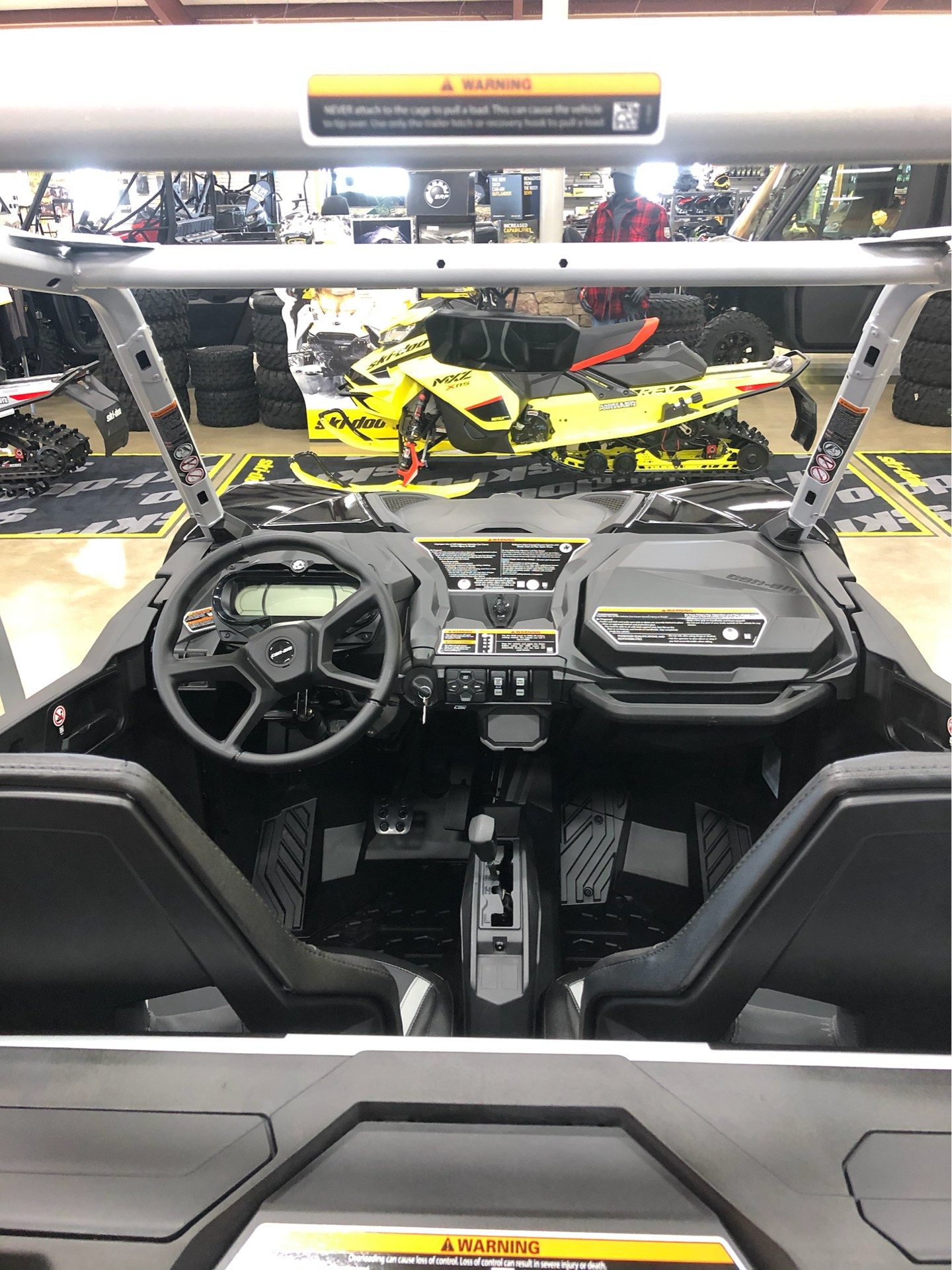 2020 Can-Am Maverick Sport X XC 1000R in Montrose, Pennsylvania - Photo 10