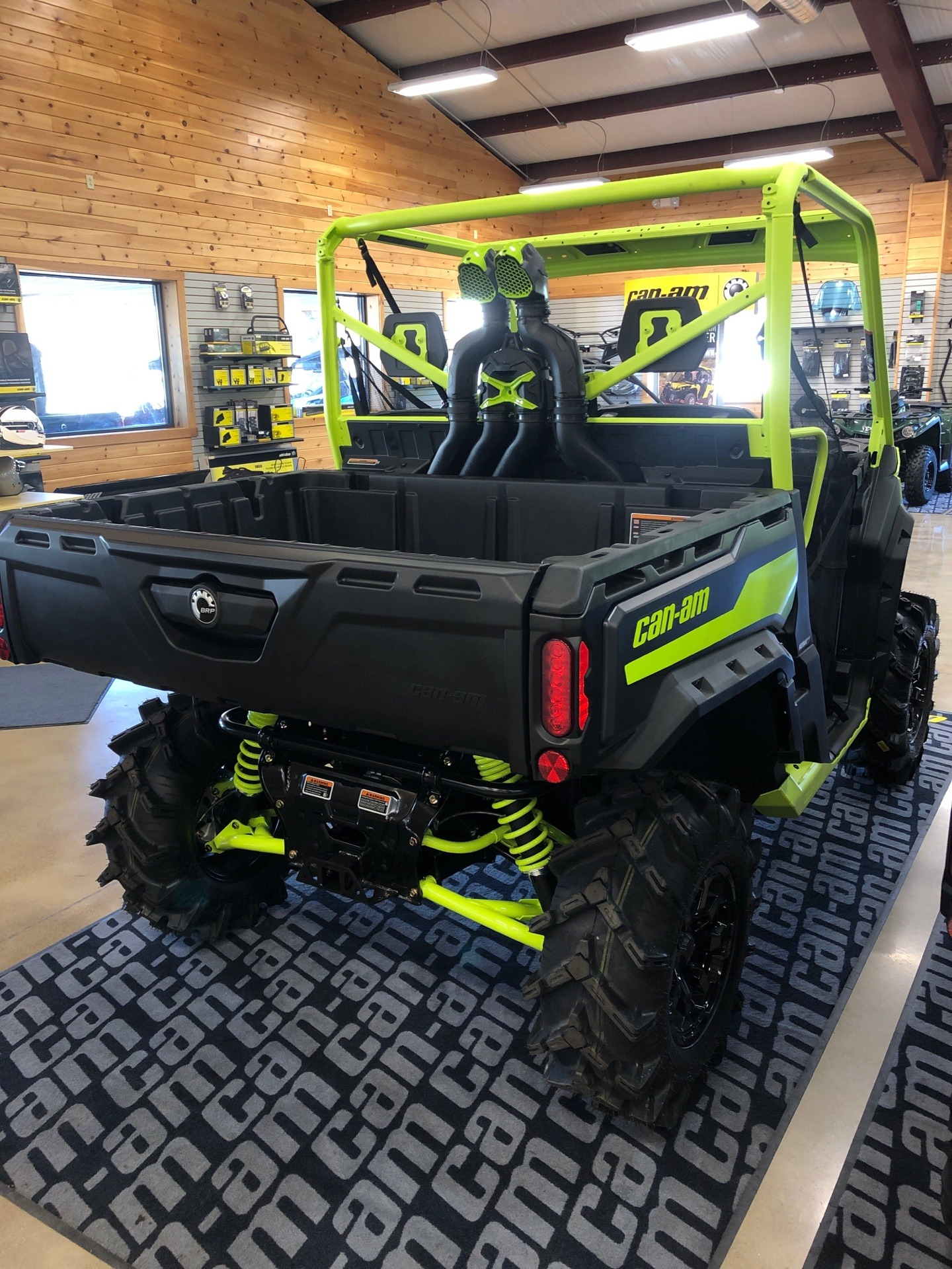 2021 Can-Am Defender X MR HD10 in Montrose, Pennsylvania - Photo 6