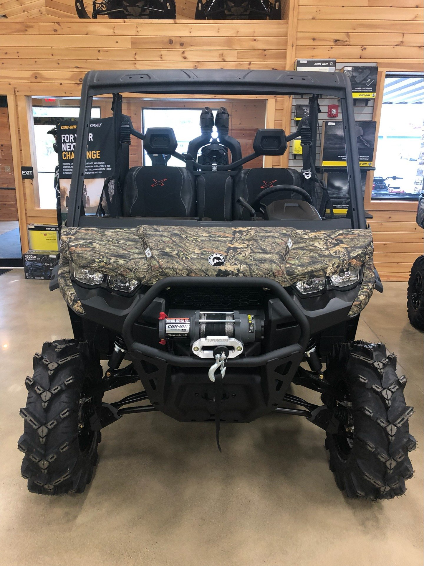 2019 Can-Am Defender X mr HD10 in Montrose, Pennsylvania - Photo 2