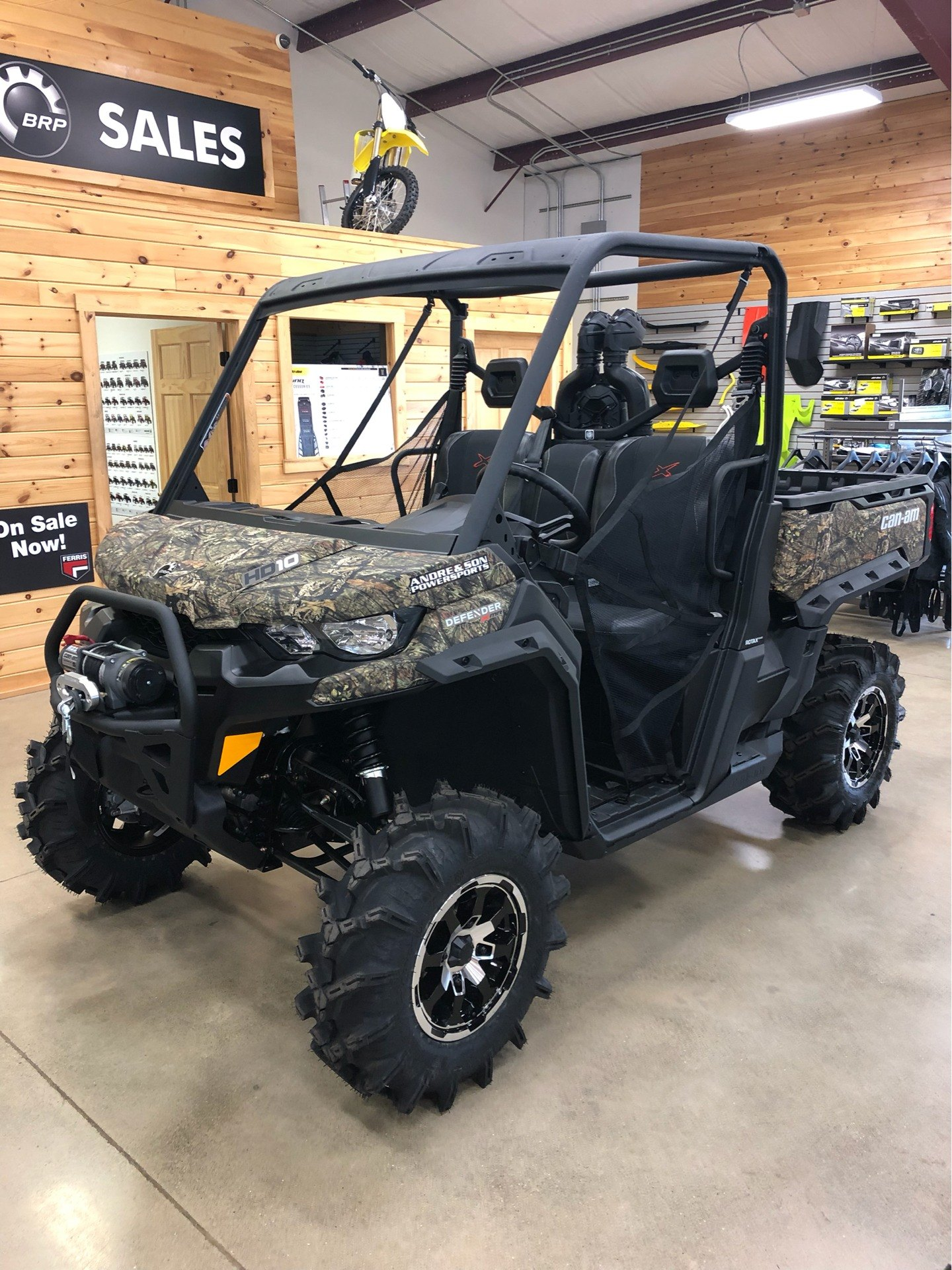 2019 Can-Am Defender X mr HD10 in Montrose, Pennsylvania - Photo 1
