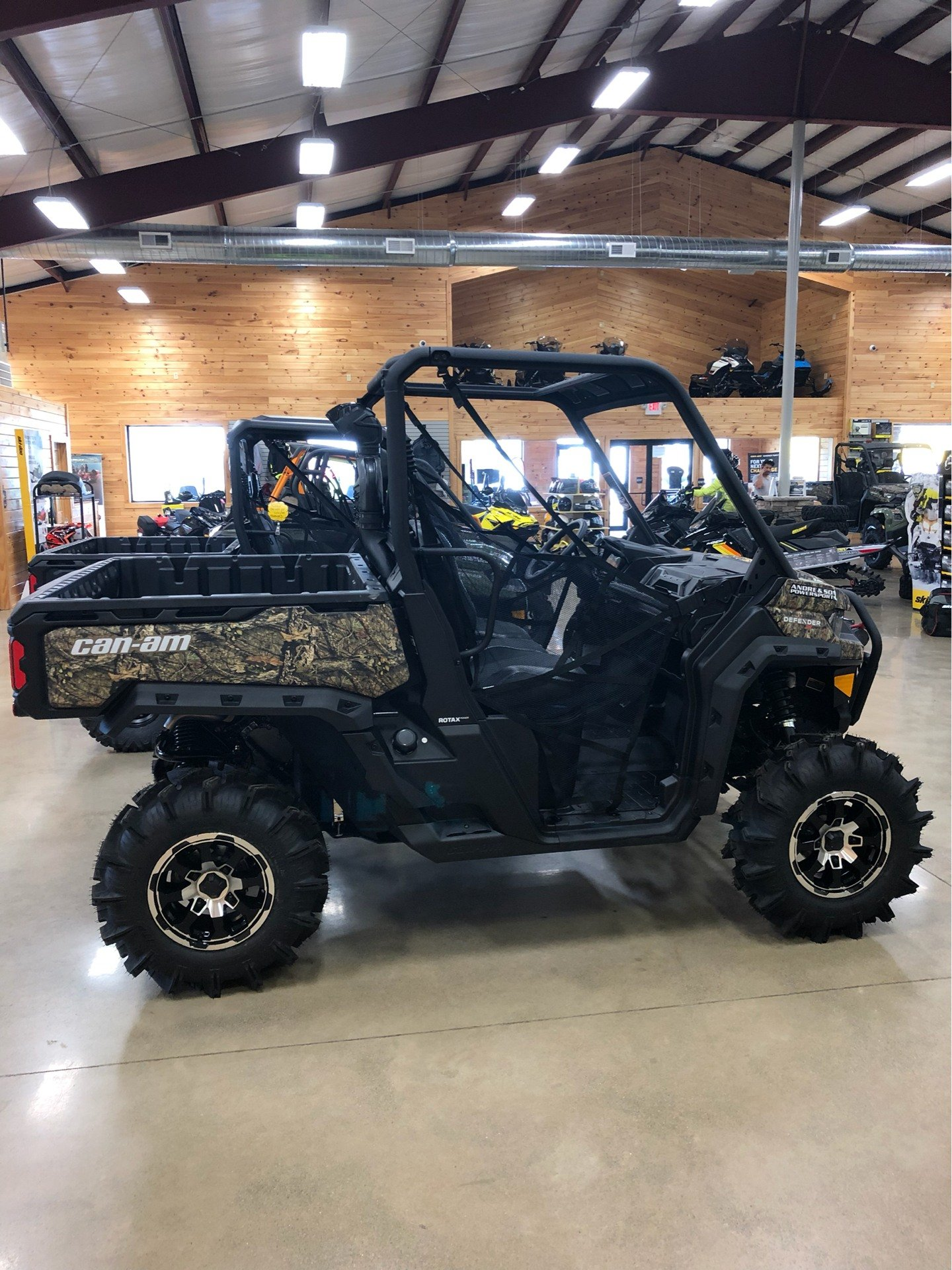 2019 Can-Am Defender X mr HD10 in Montrose, Pennsylvania - Photo 4