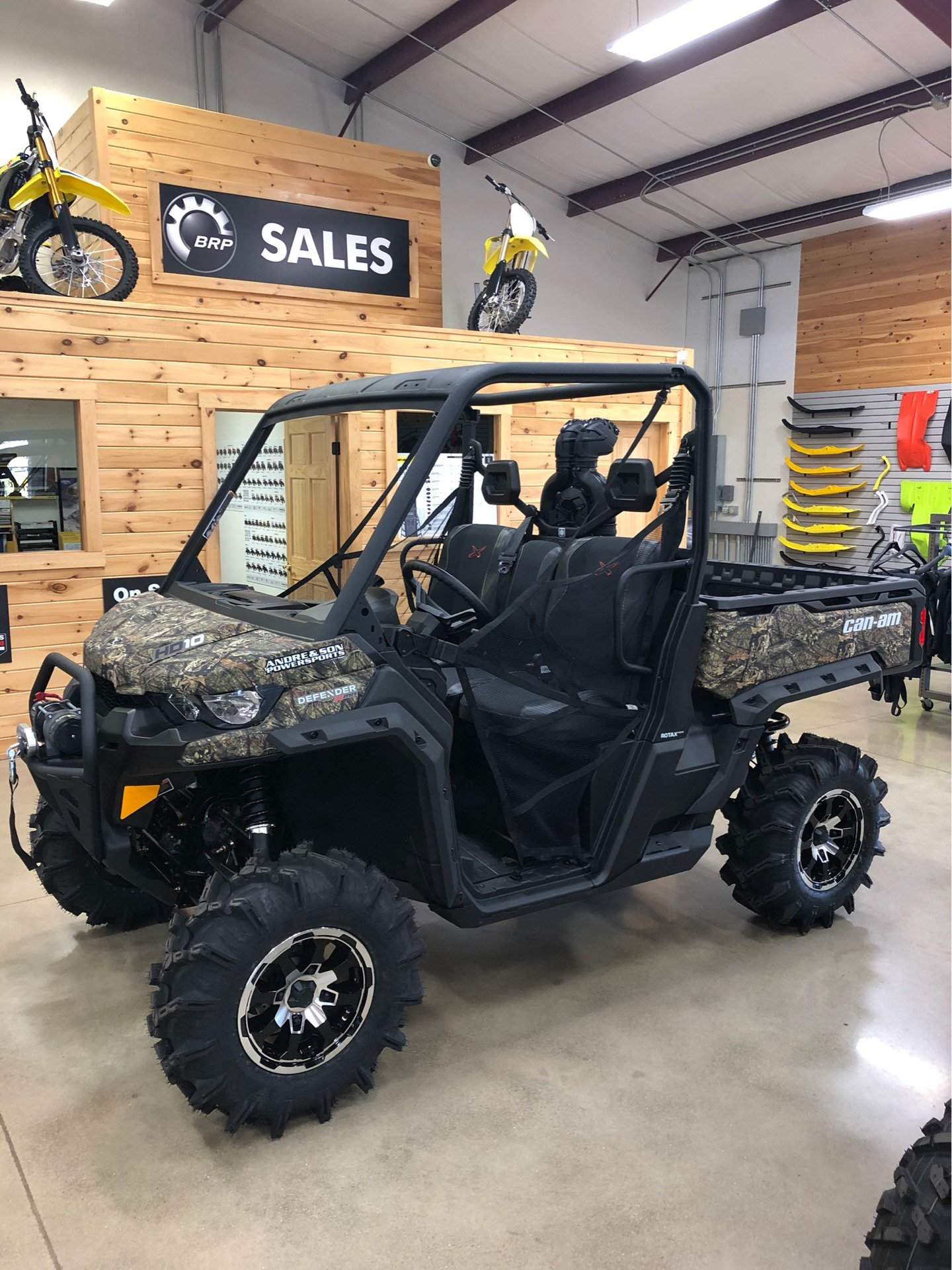 2019 Can-Am Defender X mr HD10 in Montrose, Pennsylvania - Photo 9