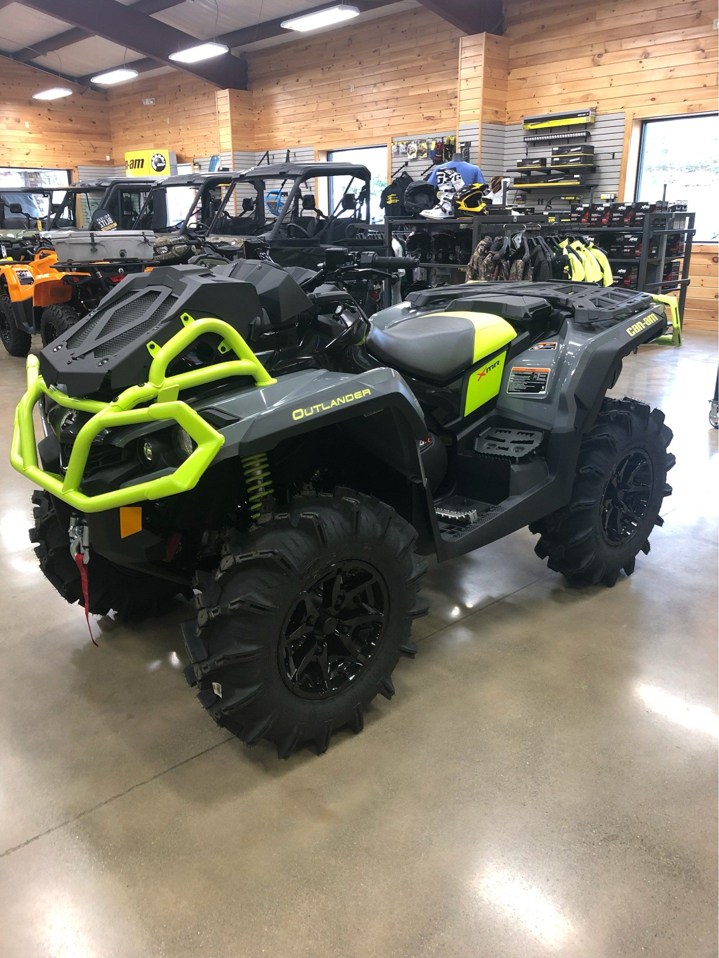 2020 Can-Am Outlander X MR 1000R in Montrose, Pennsylvania - Photo 2