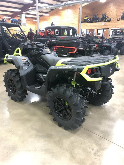 2020 Can-Am Outlander X MR 1000R in Montrose, Pennsylvania - Photo 4
