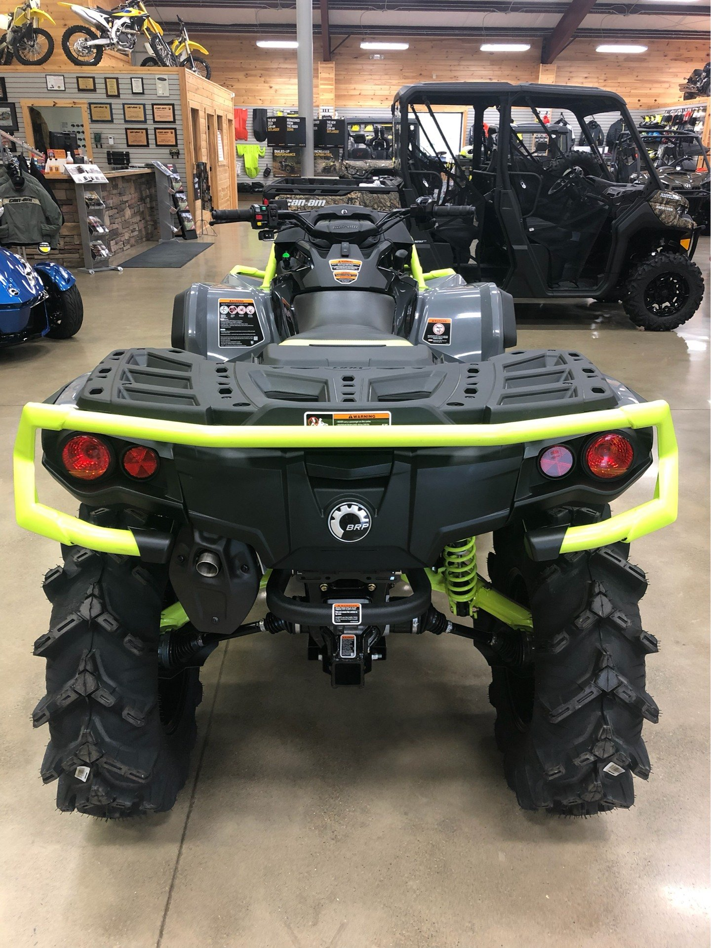 2020 Can-Am Outlander X MR 1000R in Montrose, Pennsylvania - Photo 5