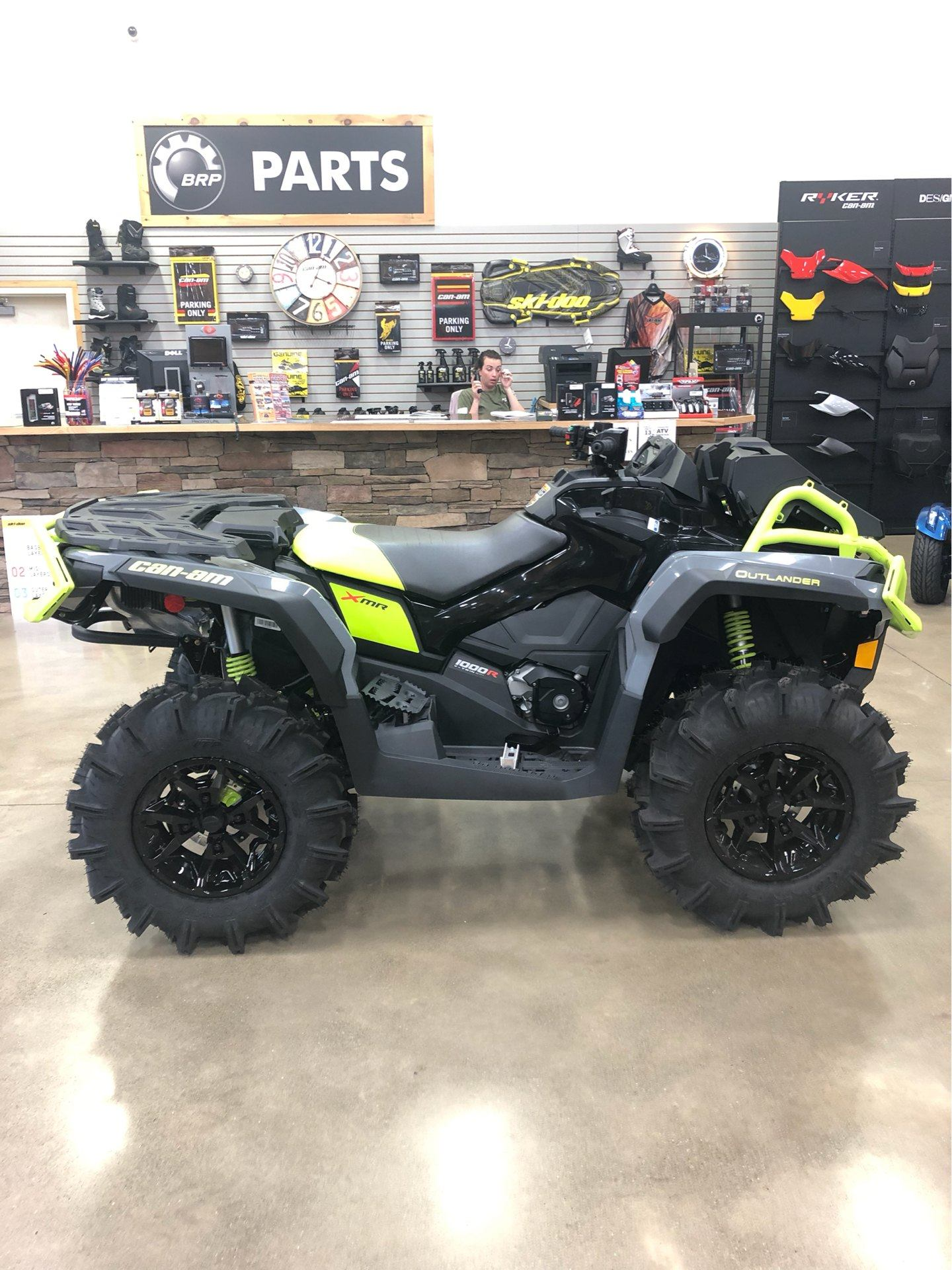 2020 Can-Am Outlander X MR 1000R in Montrose, Pennsylvania - Photo 7