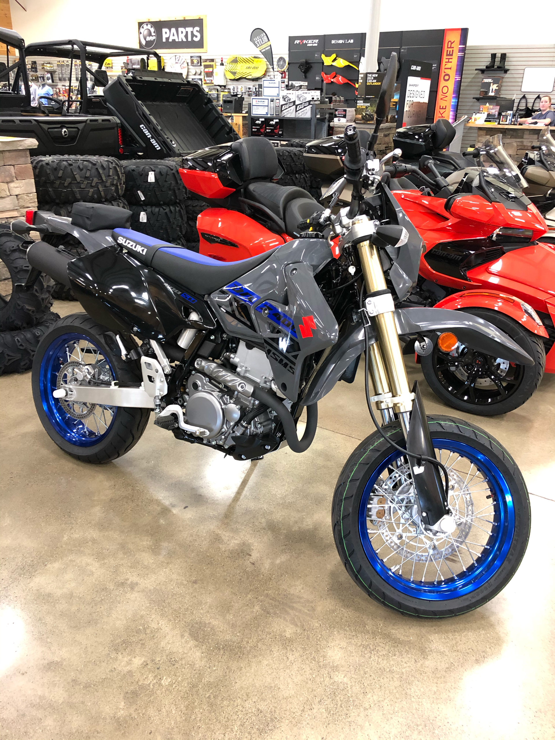 2020 Suzuki DR-Z400SM in Montrose, Pennsylvania - Photo 1