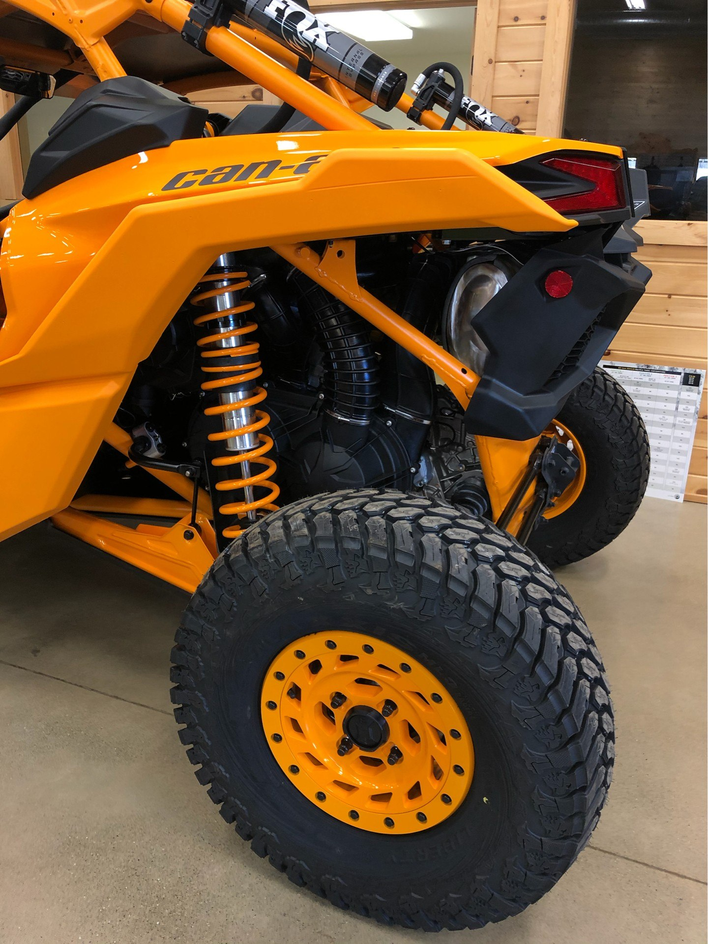 2020 Can-Am Maverick X3 X RC Turbo RR in Montrose, Pennsylvania - Photo 5