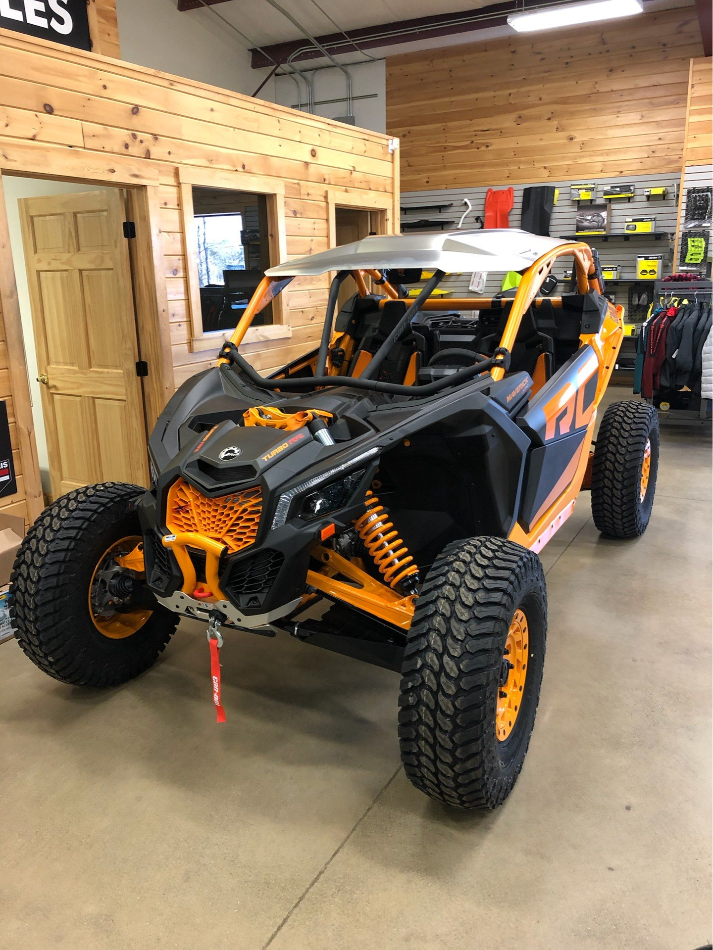 2020 Can-Am Maverick X3 X RC Turbo RR in Montrose, Pennsylvania - Photo 8