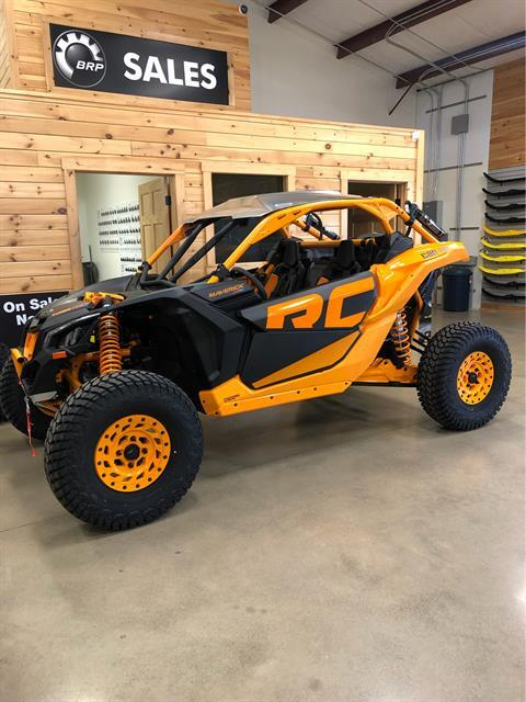 2020 Can-Am Maverick X3 X RC Turbo RR in Montrose, Pennsylvania - Photo 9