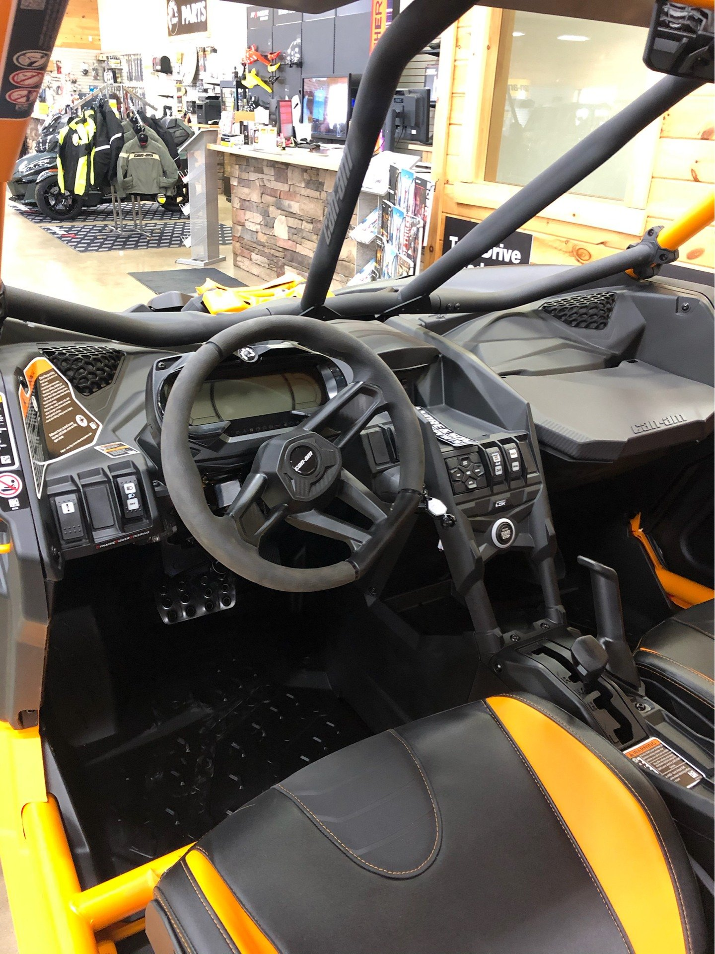 2020 Can-Am Maverick X3 X RC Turbo RR in Montrose, Pennsylvania - Photo 11