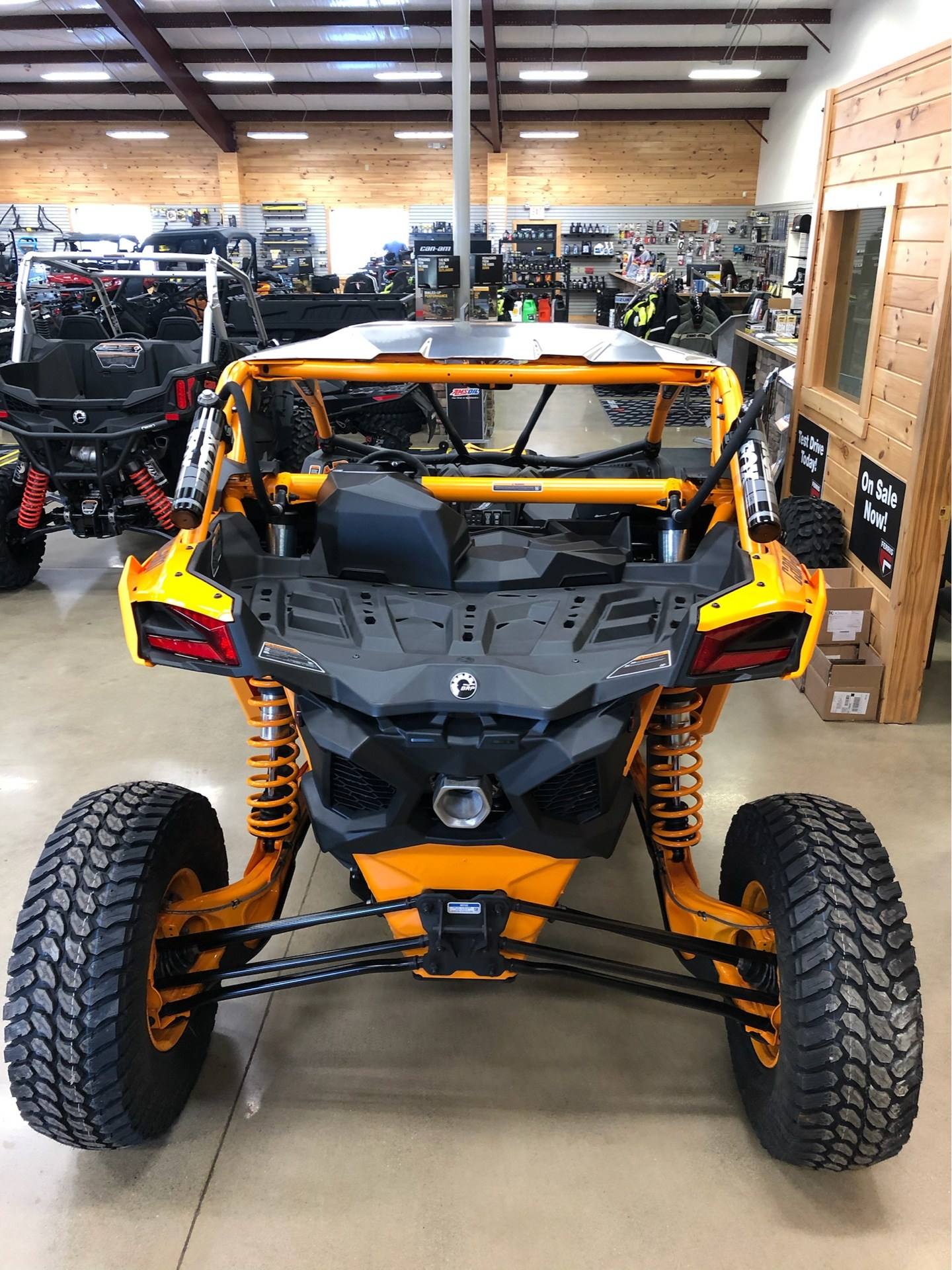 2020 Can-Am Maverick X3 X RC Turbo RR in Montrose, Pennsylvania - Photo 12