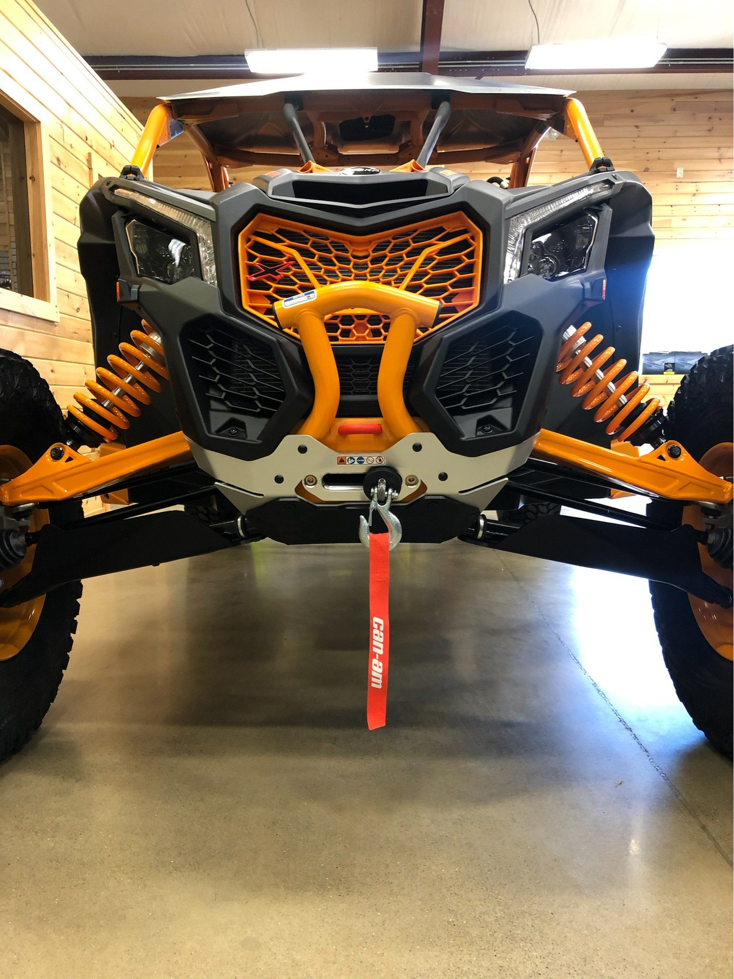 2020 Can-Am Maverick X3 X RC Turbo RR in Montrose, Pennsylvania - Photo 13