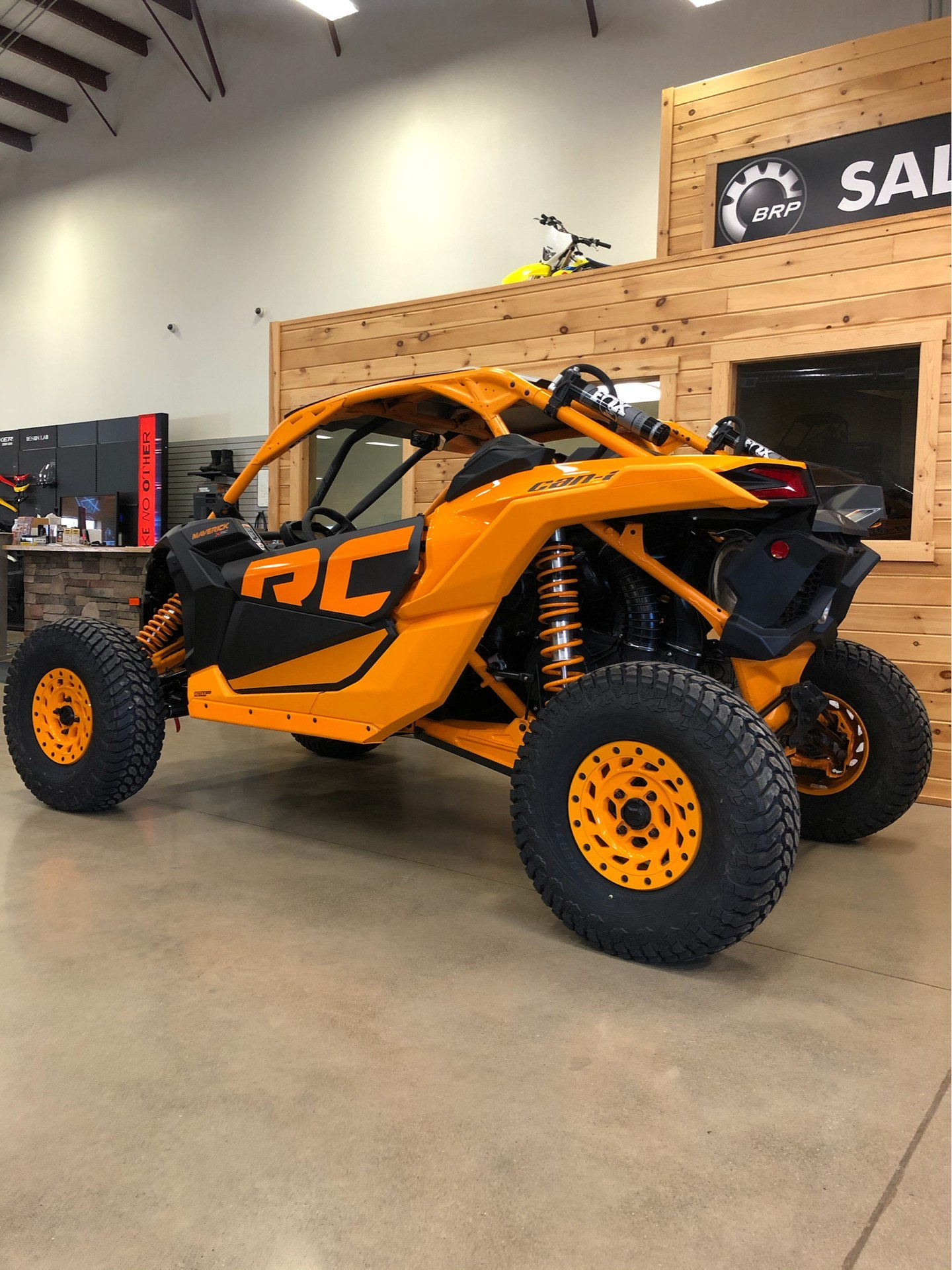 2020 Can-Am Maverick X3 X RC Turbo RR in Montrose, Pennsylvania - Photo 14