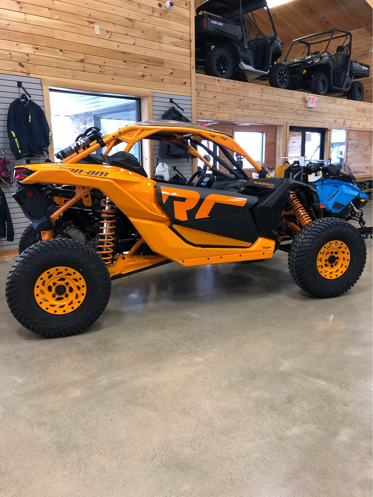 2020 Can-Am Maverick X3 X RC Turbo RR in Montrose, Pennsylvania - Photo 16