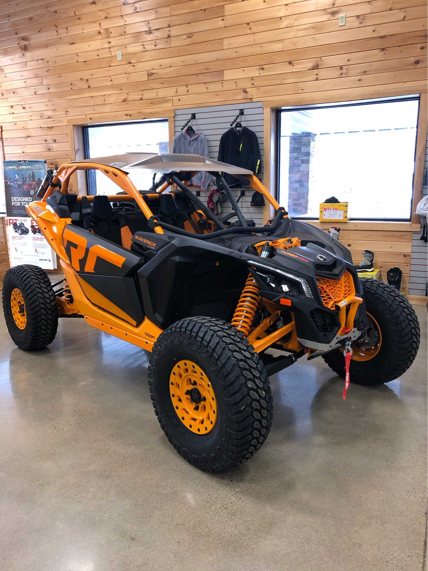 2020 Can-Am Maverick X3 X RC Turbo RR in Montrose, Pennsylvania - Photo 1