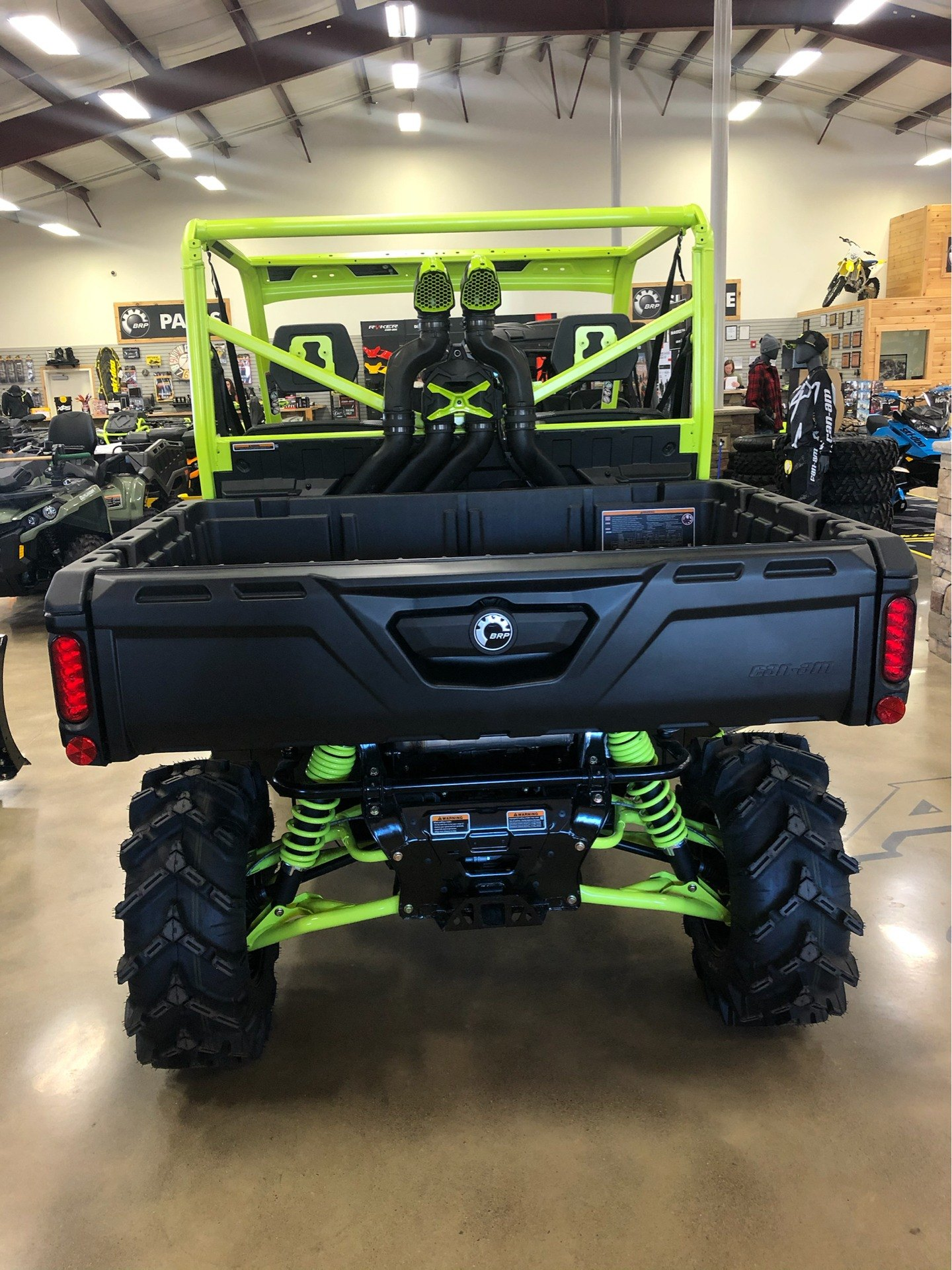 2020 Can-Am Defender X MR HD10 in Montrose, Pennsylvania - Photo 4