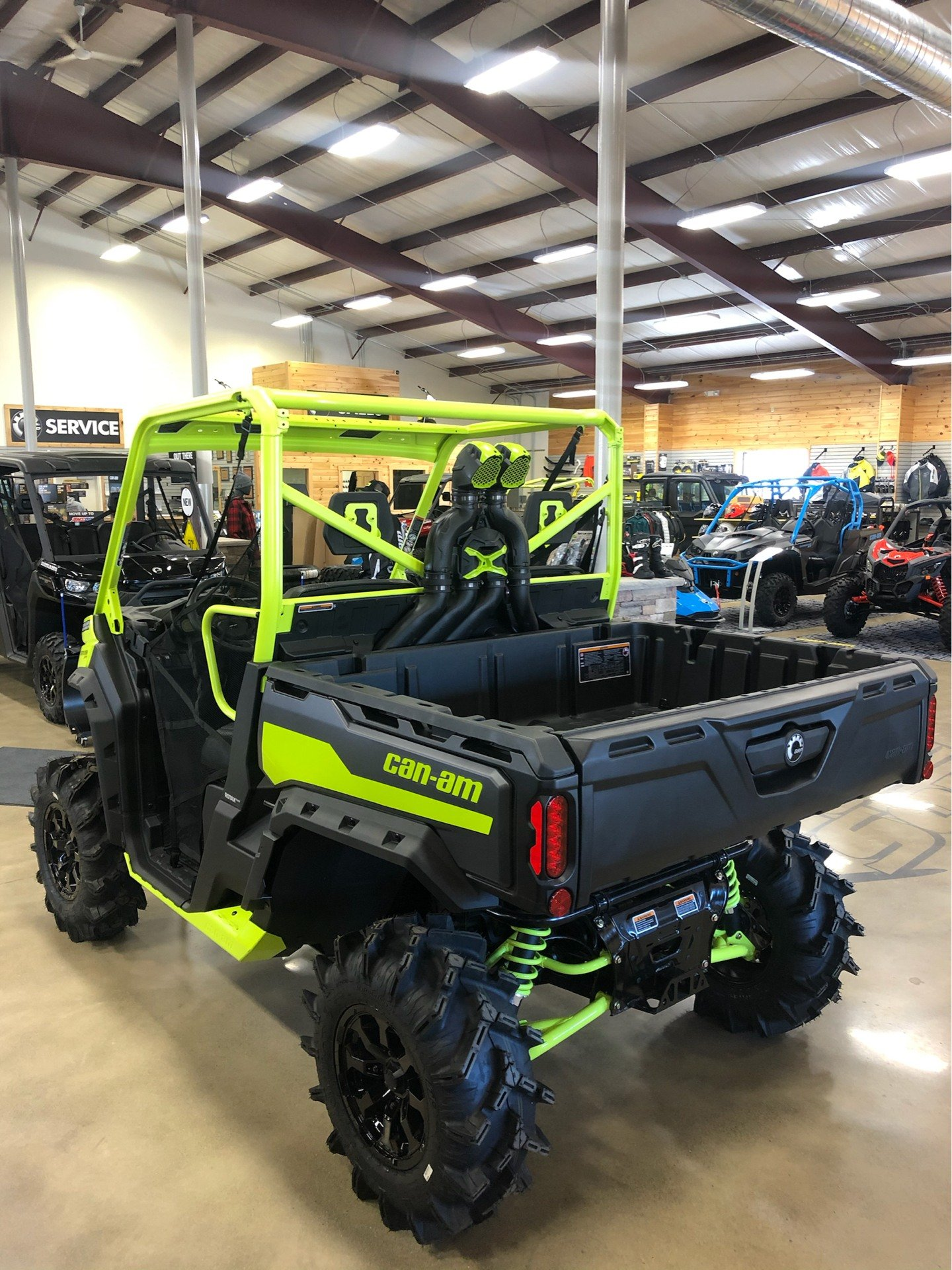 2020 Can-Am Defender X MR HD10 in Montrose, Pennsylvania - Photo 5
