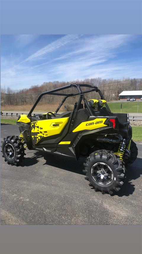 2019 Can-Am Maverick Sport X MR 1000R in Montrose, Pennsylvania - Photo 2