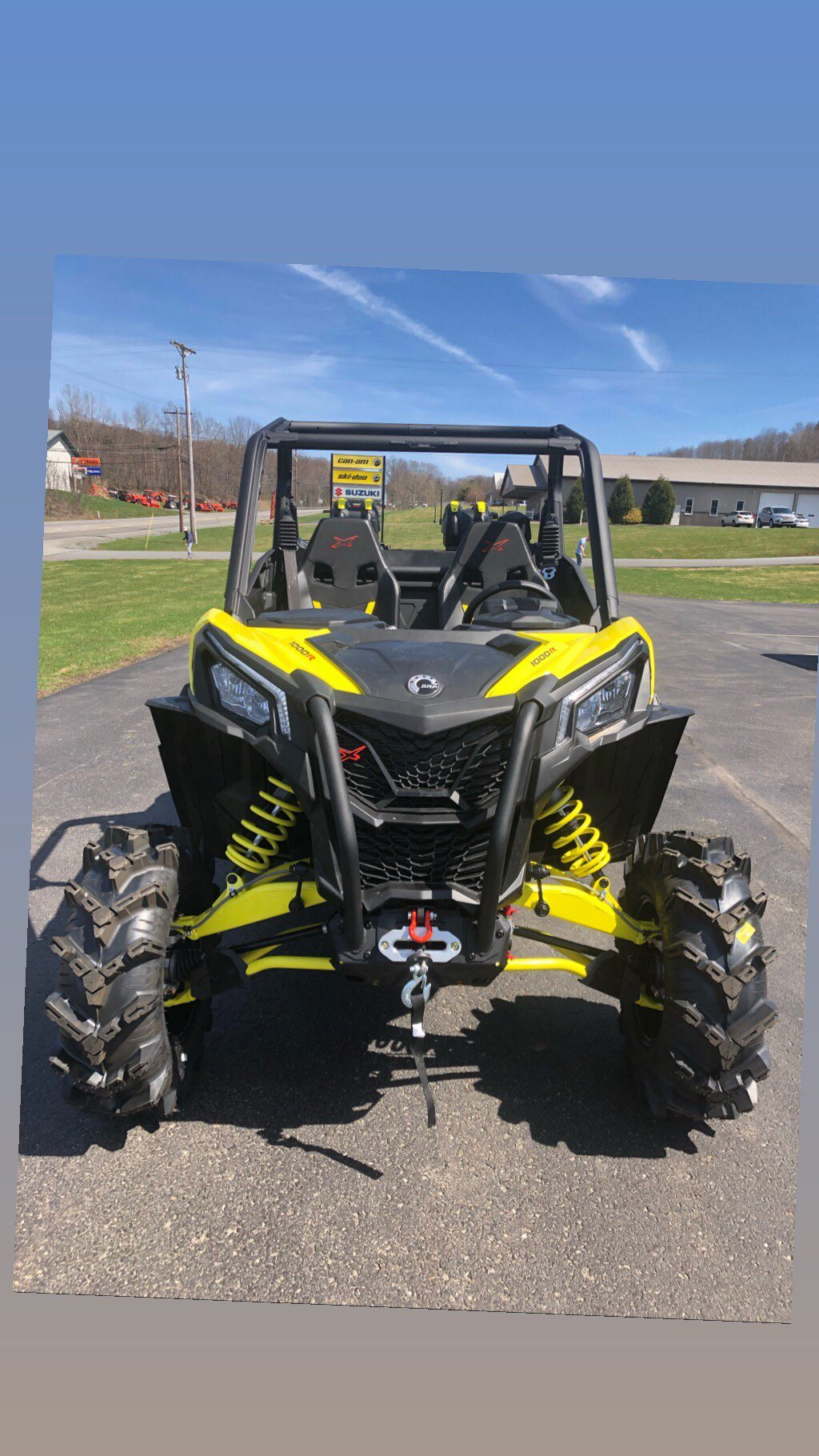 2019 Can-Am Maverick Sport X MR 1000R in Montrose, Pennsylvania - Photo 6