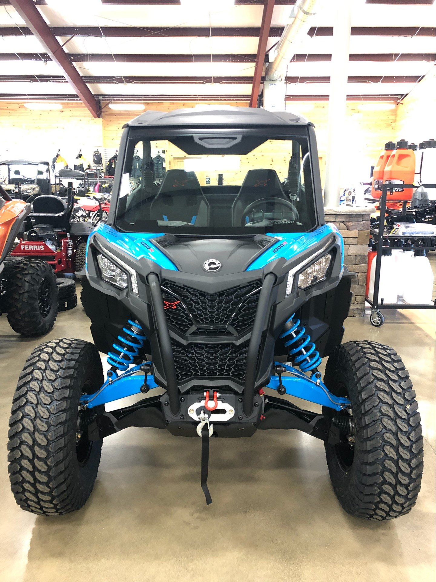 2019 Can-Am Maverick Sport X RC 1000R in Montrose, Pennsylvania - Photo 3