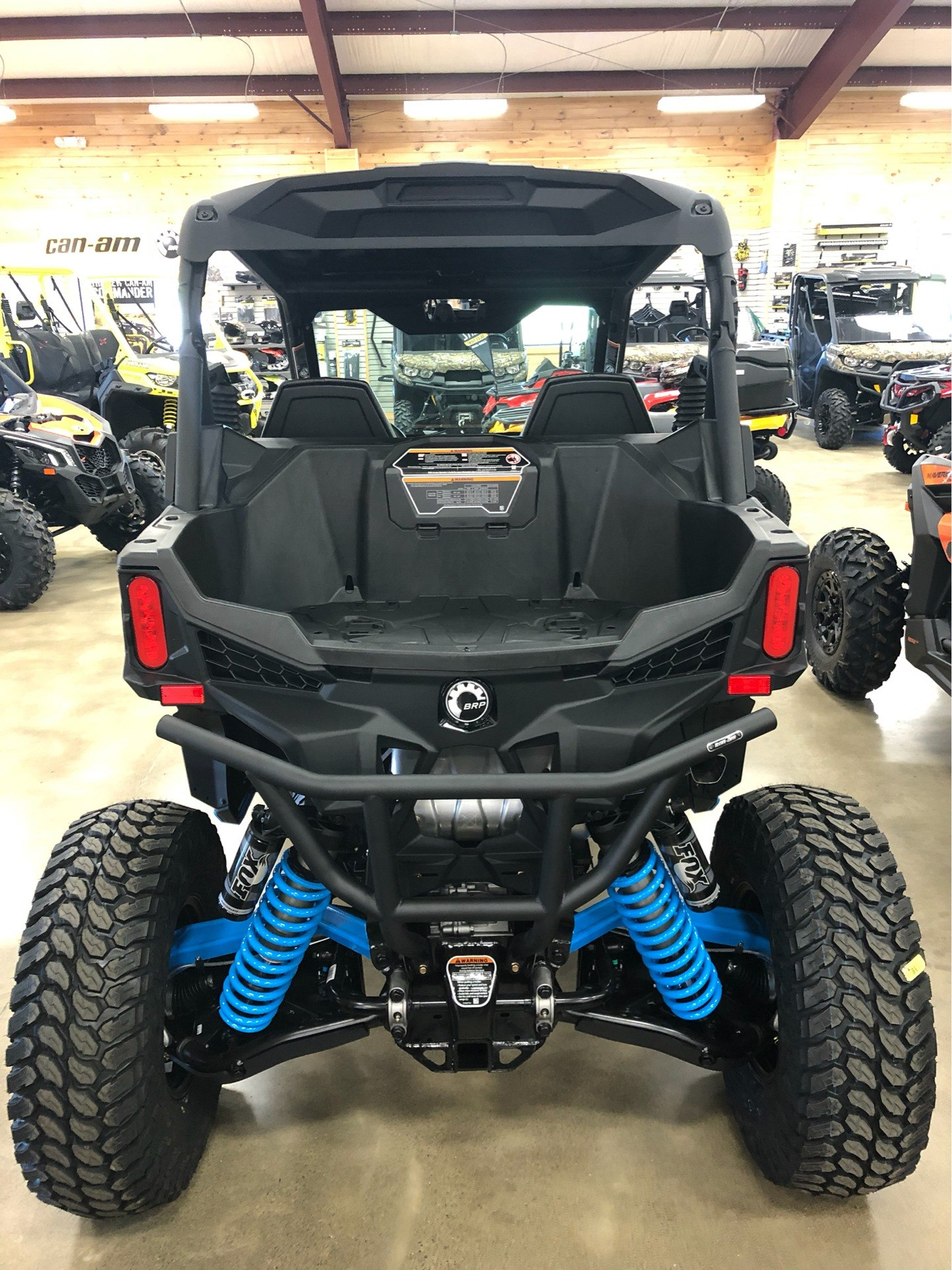 2019 Can-Am Maverick Sport X RC 1000R in Montrose, Pennsylvania - Photo 8