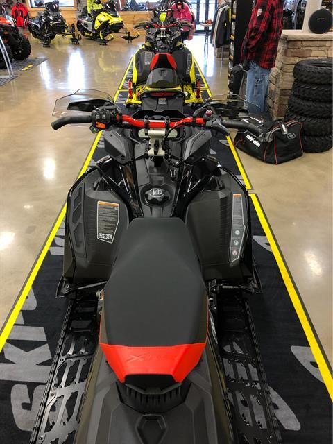 2020 Ski-Doo MXZ X-RS 850 E-TEC ES QAS Ice Ripper XT 1.5 in Montrose, Pennsylvania - Photo 8