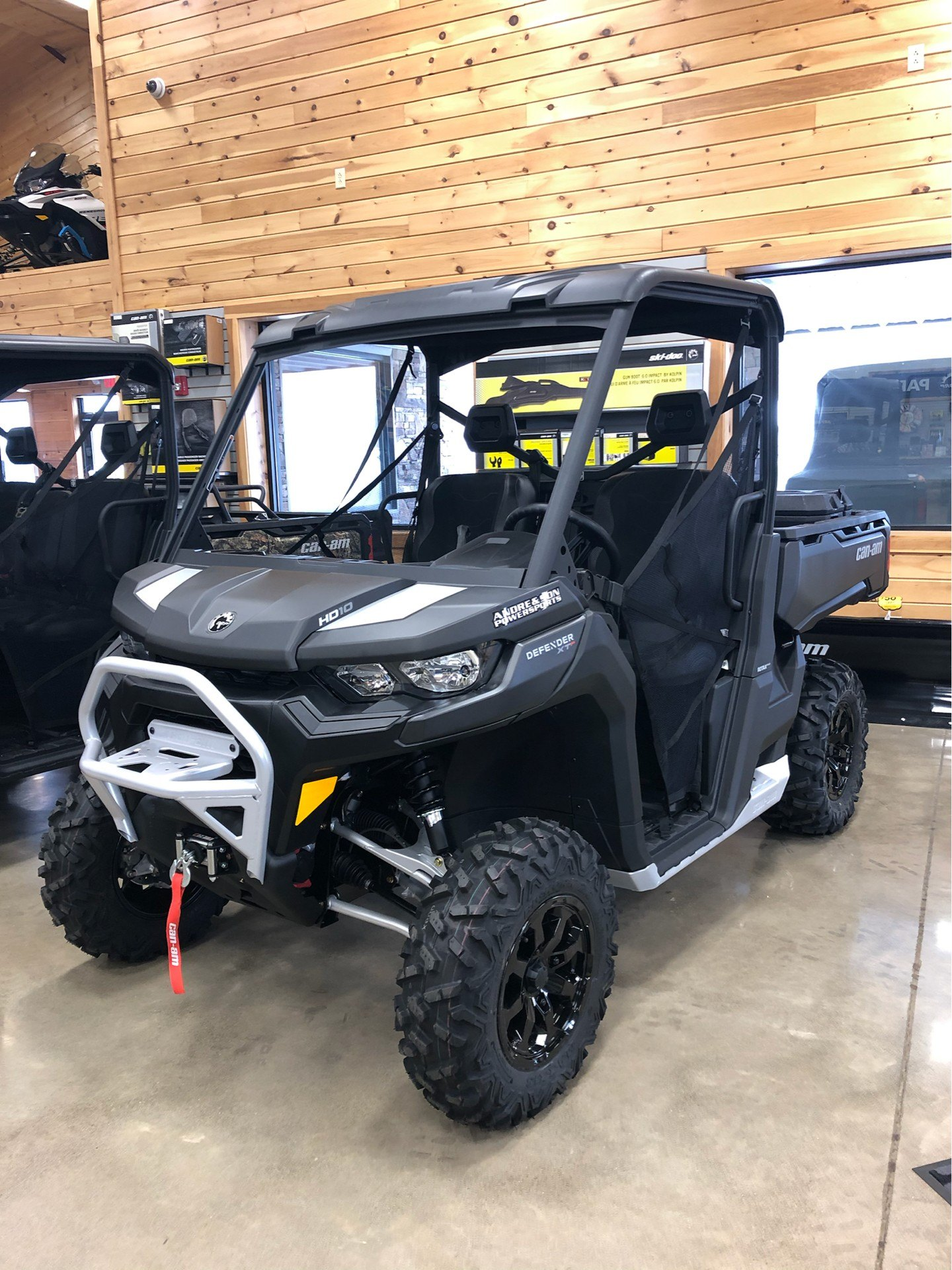 2020 Can-Am Defender XT-P HD10 in Montrose, Pennsylvania - Photo 3