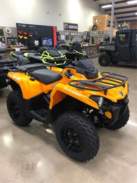 2020 Can-Am Outlander DPS 570 in Montrose, Pennsylvania - Photo 2