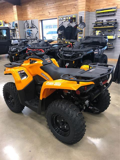 2020 Can-Am Outlander DPS 570 in Montrose, Pennsylvania - Photo 4