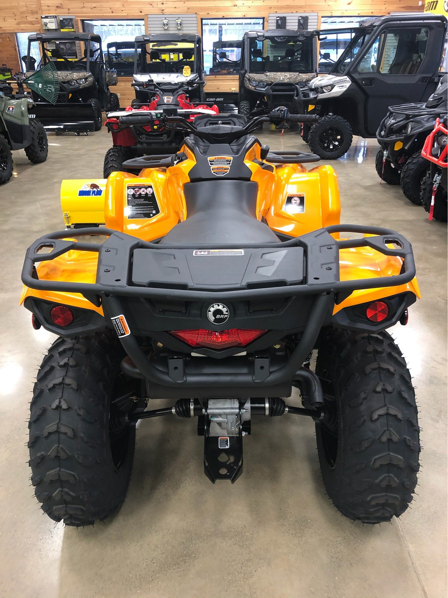 2020 Can-Am Outlander DPS 570 in Montrose, Pennsylvania - Photo 5