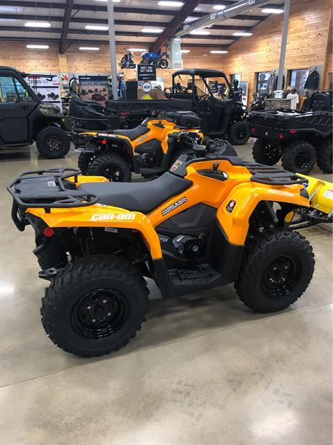 2020 Can-Am Outlander DPS 570 in Montrose, Pennsylvania - Photo 7