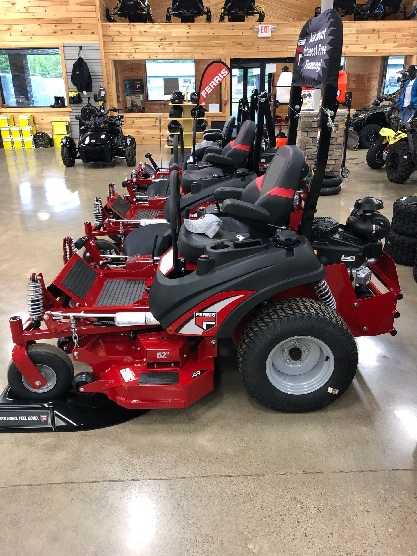 2019 Ferris Industries IS 2100Z 52 in. Vanguard 26 hp in Montrose, Pennsylvania - Photo 3