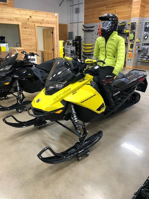 2021 Ski-Doo Renegade Adrenaline 850 E-TEC ES RipSaw 1.25 in Montrose, Pennsylvania - Photo 2