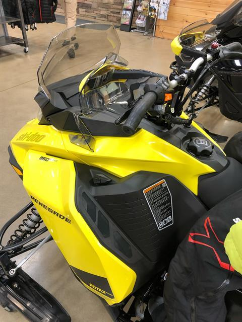 2021 Ski-Doo Renegade Adrenaline 850 E-TEC ES RipSaw 1.25 in Montrose, Pennsylvania - Photo 6