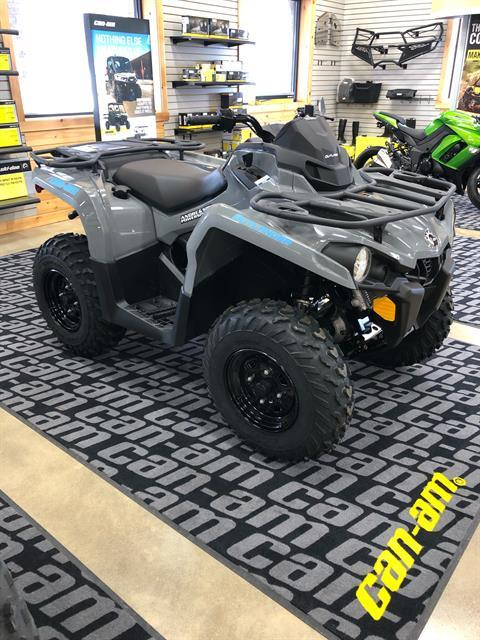 2021 Can-Am Outlander DPS 450 in Montrose, Pennsylvania - Photo 1