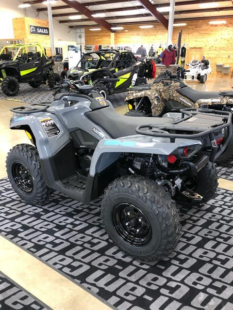 2021 Can-Am Outlander DPS 450 in Montrose, Pennsylvania - Photo 3