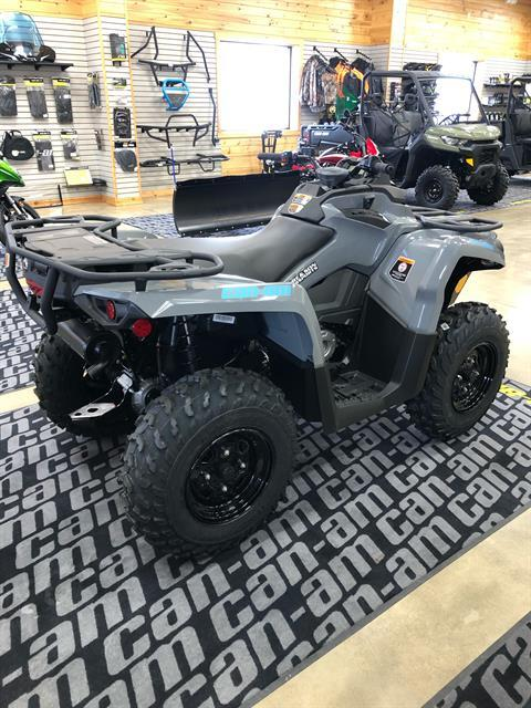 2021 Can-Am Outlander DPS 450 in Montrose, Pennsylvania - Photo 4
