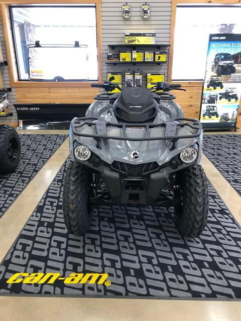 2021 Can-Am Outlander DPS 450 in Montrose, Pennsylvania - Photo 5