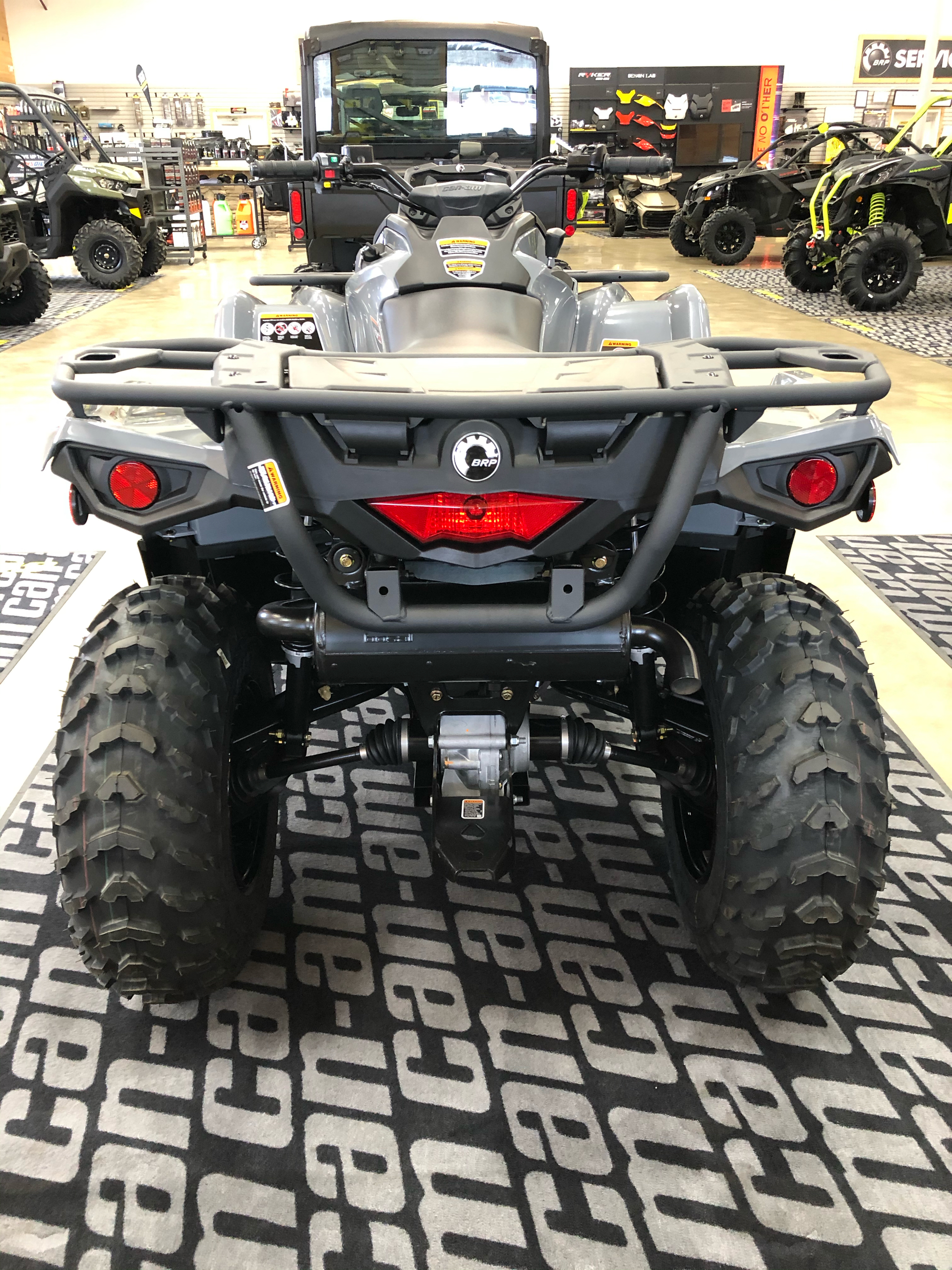 2021 Can-Am Outlander DPS 450 in Montrose, Pennsylvania - Photo 7