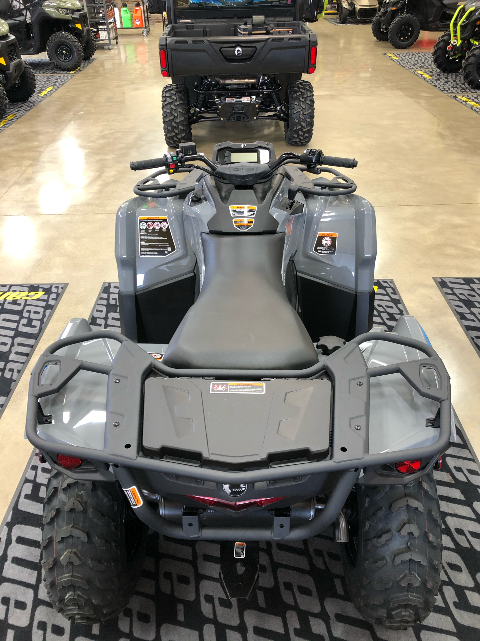 2021 Can-Am Outlander DPS 450 in Montrose, Pennsylvania - Photo 8