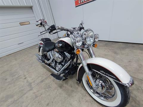 2011 Harley-Davidson Softail® Deluxe in Sandusky, Ohio - Photo 3