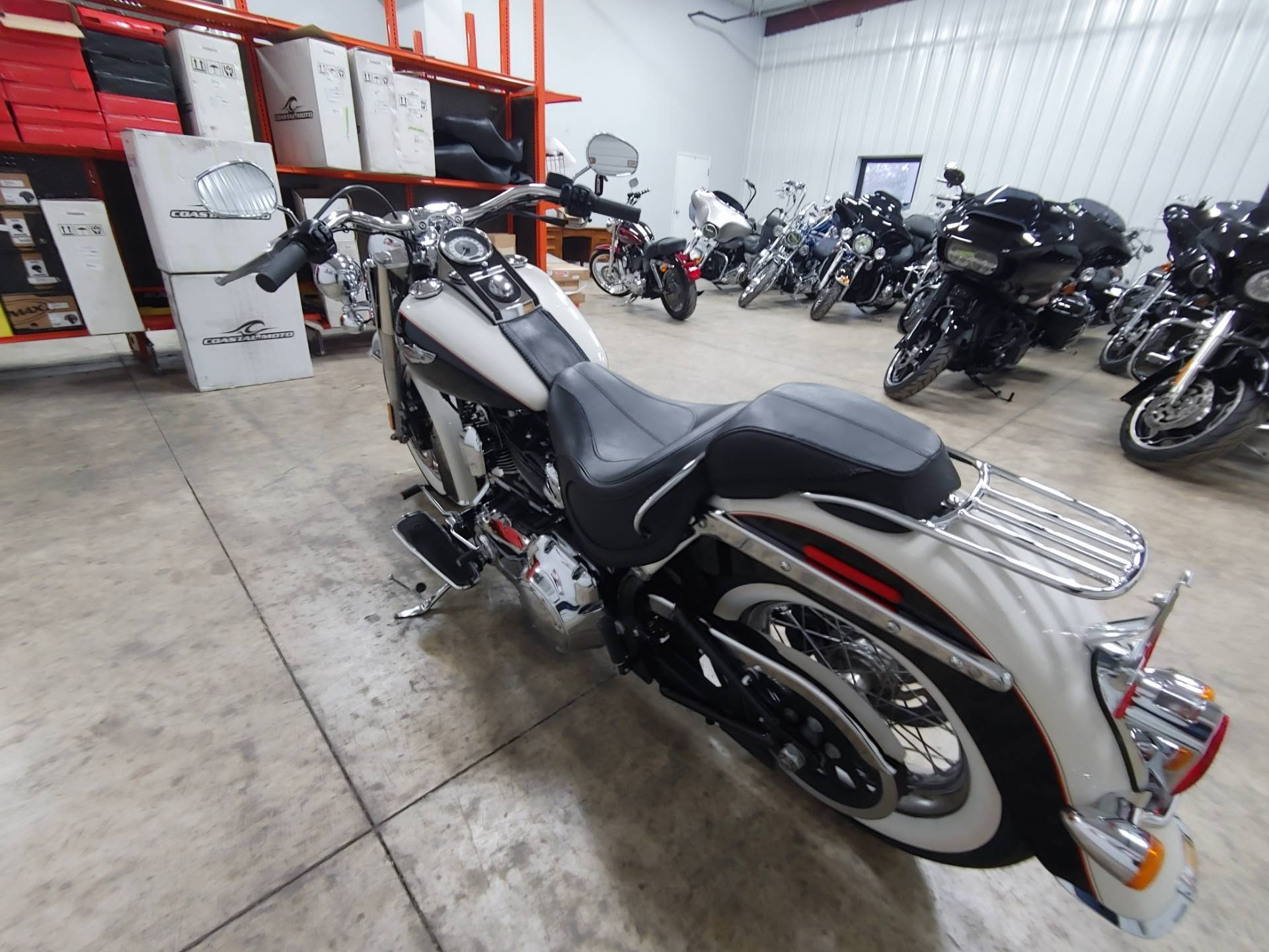 2011 Harley-Davidson Softail® Deluxe in Sandusky, Ohio - Photo 8