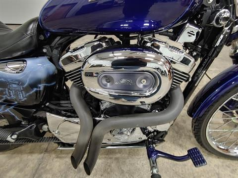 2006 Harley-Davidson Sportster® 1200 Custom in Sandusky, Ohio - Photo 2