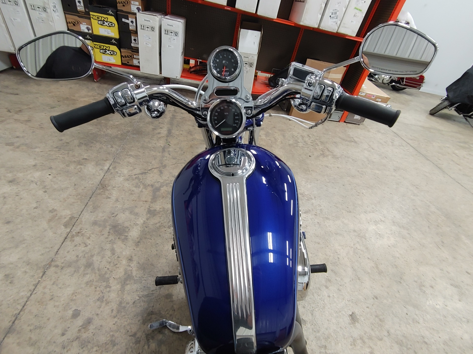 2006 Harley-Davidson Sportster® 1200 Custom in Sandusky, Ohio - Photo 12